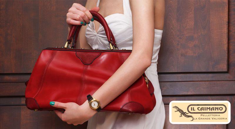 Il Caimano - promozione vendita borse donna - occasione borse donna