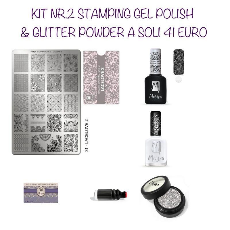 kit, moyra, nail art, ricostruzione unghie, nails, stamping, bergamo, nail, stamping plate