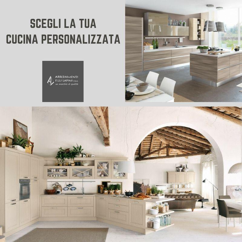 Arredamenti F.LLi Lapini Subbiano  - cucine arezzo