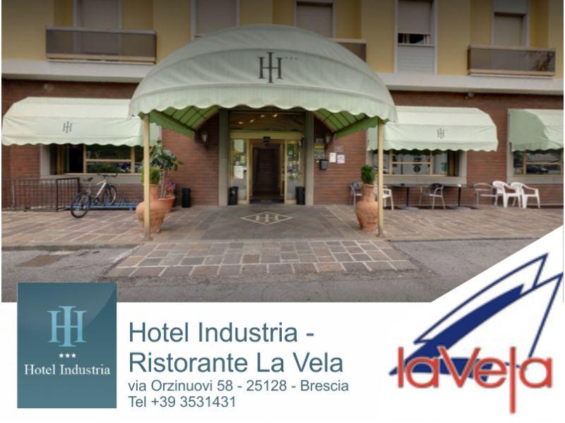 offerta pernottamento brescia-promozione hotel brescia-hotel Industria-ristorante la vela