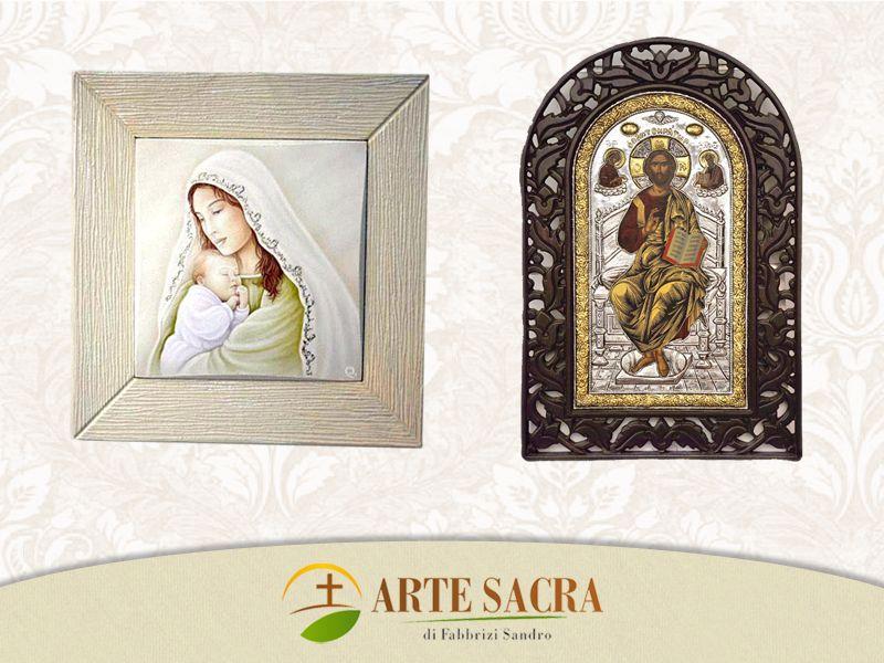 offerta vendita online articoli religiosi - promozione negozio arte sacra online