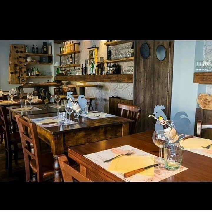 Osteria dei Trenta: ristoranti cavriglia