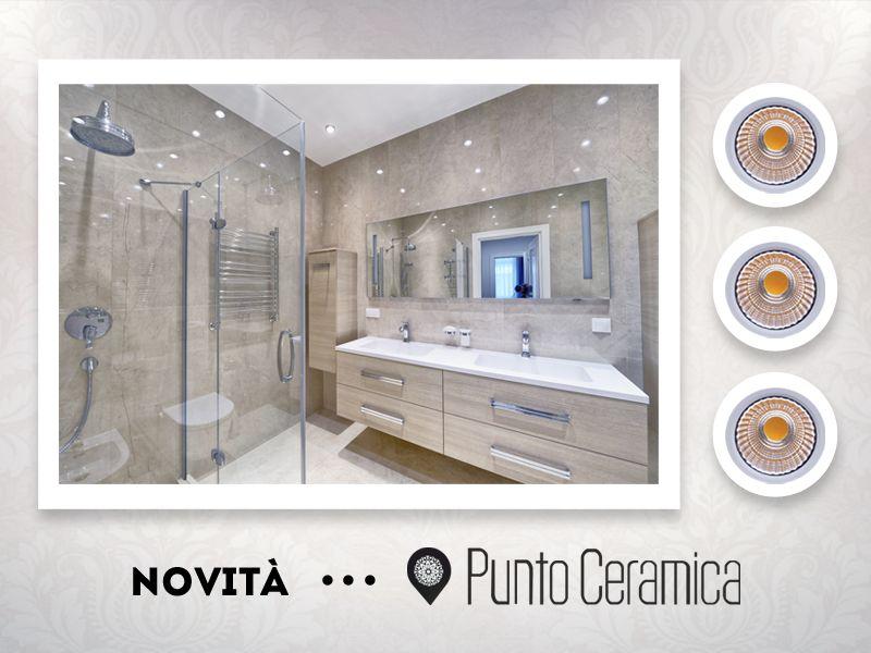offerta illuminazione led bagno - promozione progettazione luci led casa consulenza gratuita