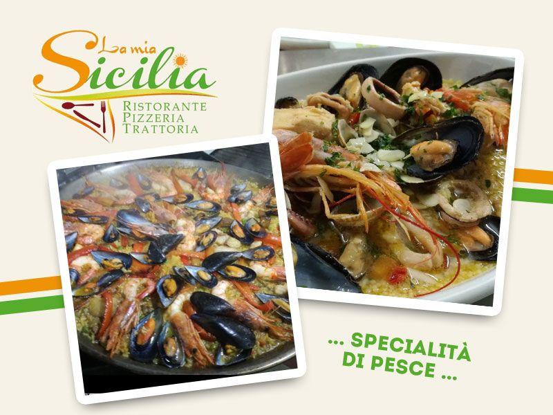 offerta ristorante specialita pesce palazzolo - promozione menu pesce palazzolo -la mia sicilia
