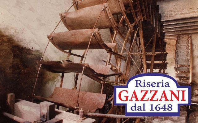 Riseria Gazzani - Carnaroli rice and Vialone Nano artisanal production PRODUCED IN ITALY