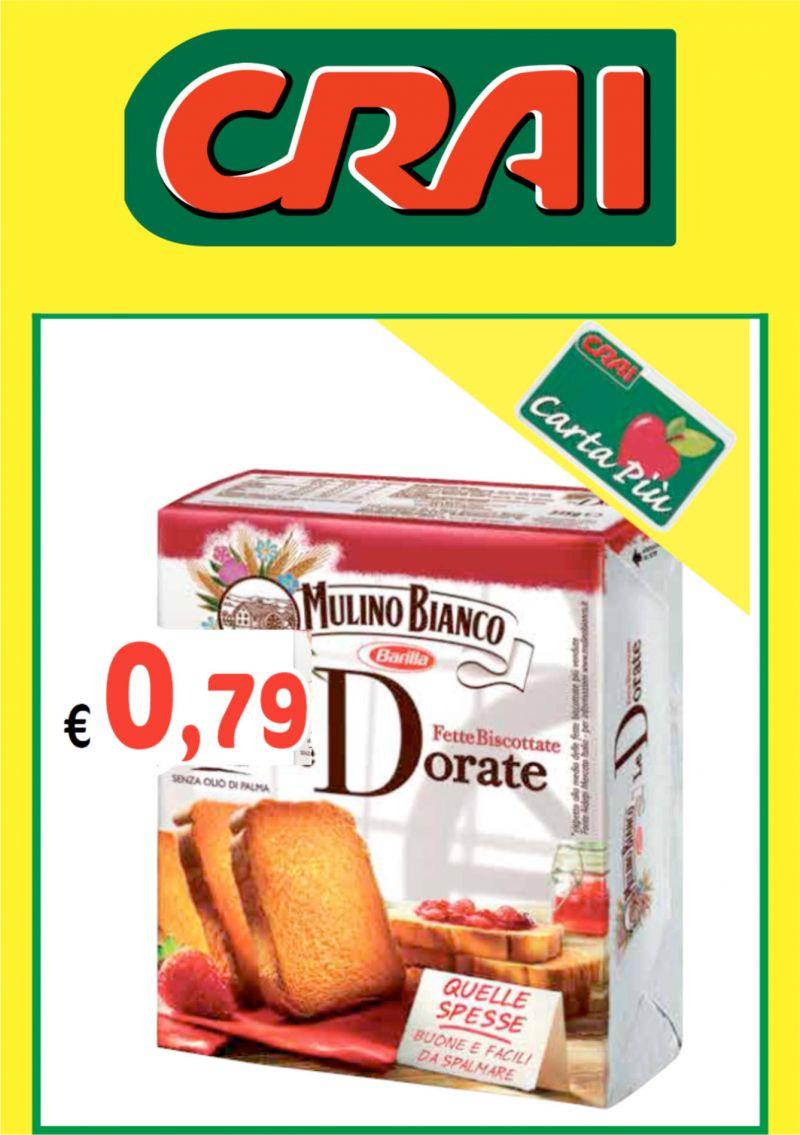 offerta fette biscottate mulino bianco dorate - promozione fette biscottate mulino bianco ud