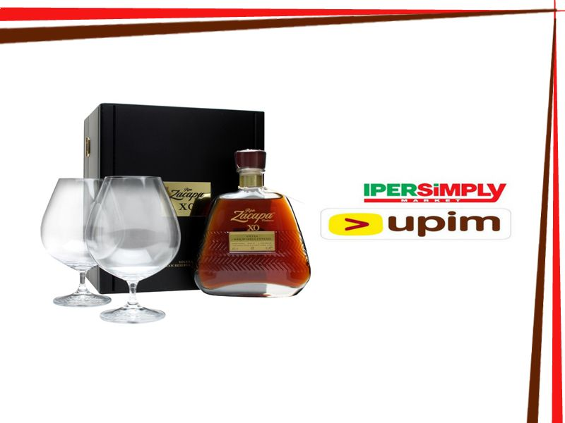 Offerta vendita liquore Zacapa Xo Lecce - Promozione liquore Zacapa Xo - IperSimply - Upim