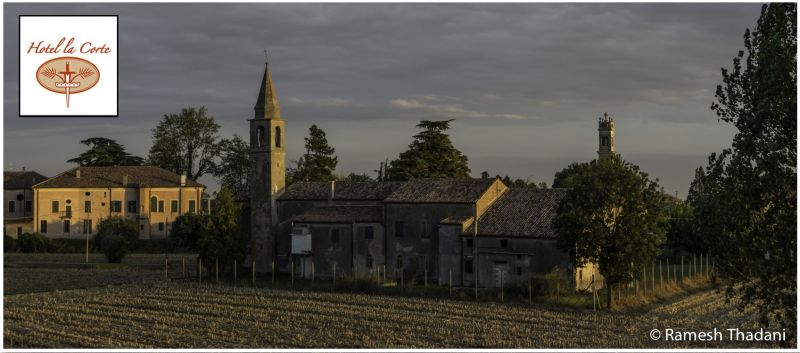 Hotel La Corte offerta pernottamento vicino Padova in un antico monastero Benedettino