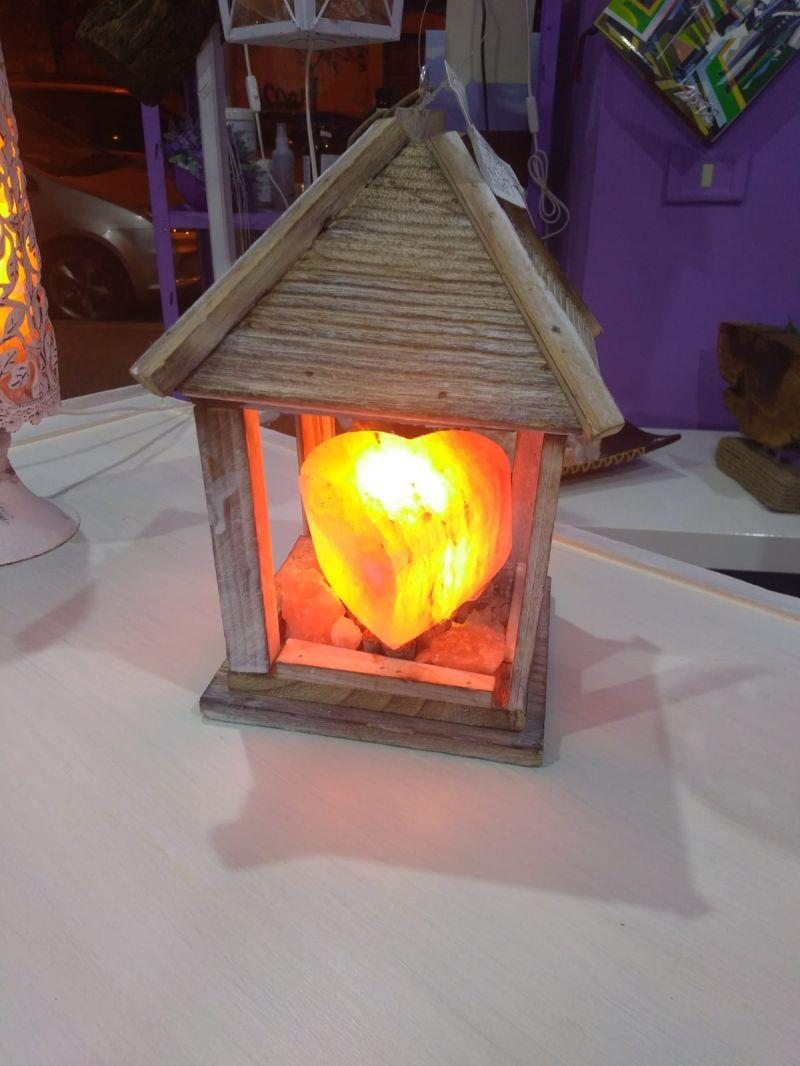 Offerta lampade di sale rosa himalayano. Promozione in corso
