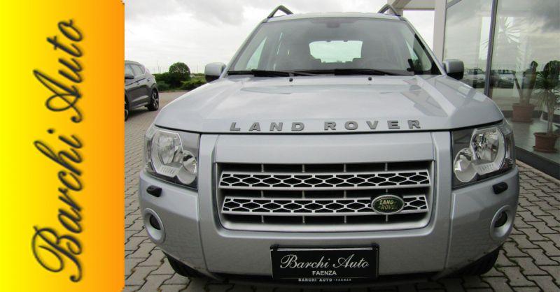 Barchi Auto offerta vendita Freelander Land Rover - occasione auto usate Faenza