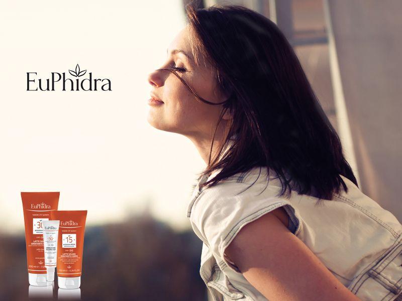 Occasione Creme Kaleido di Euphidra - Offerta creme solari Carrara - Sanitaria Marina