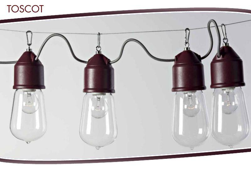 Offerta Vendita Lampade Toscot - Promozione Illuminazione Toscot Serie 900 Soluzioni Luce