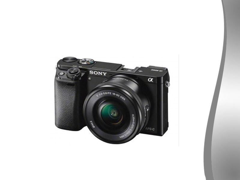 Offerta  fotocamera Sony Mirrorless  A6000 - Promozione  fotocamere Sony - Riflessi Digital Sho
