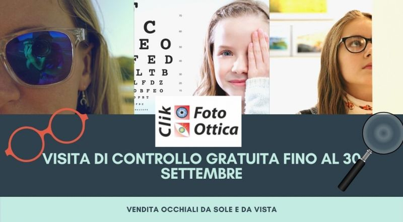 Offerta controllo delle vista gratuita a Pordenone – Occasione visita della vista gratis a Pordenone