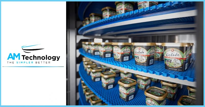 AM Technology - Leading manufacturer of industrial freezing systems made in Italy