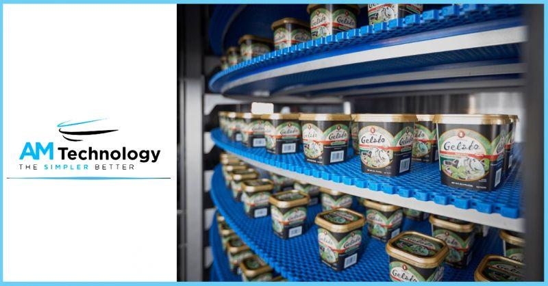 AM Technology - Principal fabricante de sistemas de congelación industrial Made in Italy