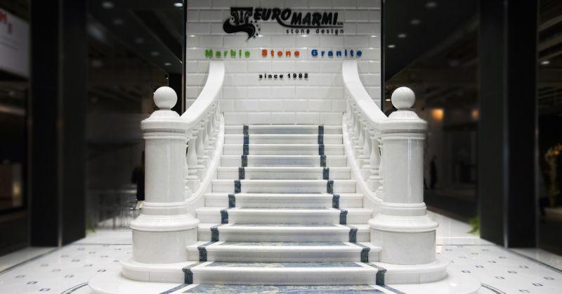 EUROMARMI Occasione lavorazioni marmo personalizzate prodotti standard esclusivamente italiani