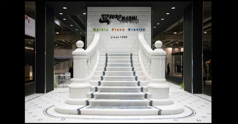 EUROMARMI SRL - Trova la migliore azienda settore produzione lavorazione marmo made in Italy