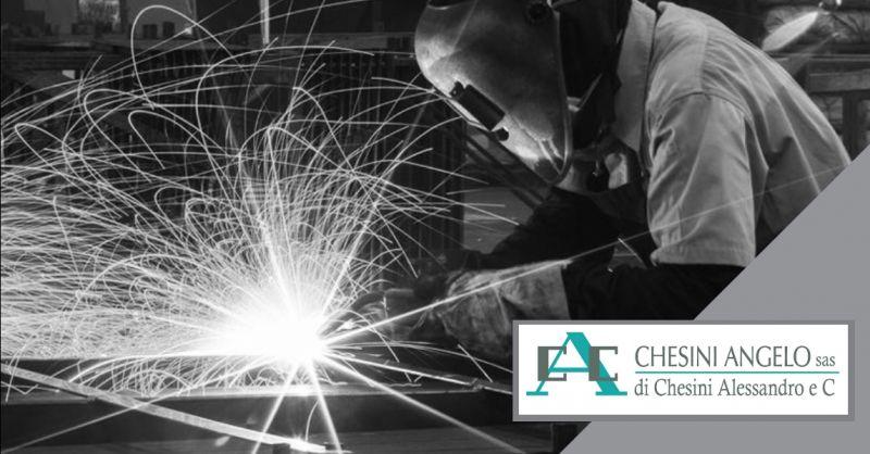 offerta servizi carpenteria metallica Verona - occasione produzione strutture metalliche Sona