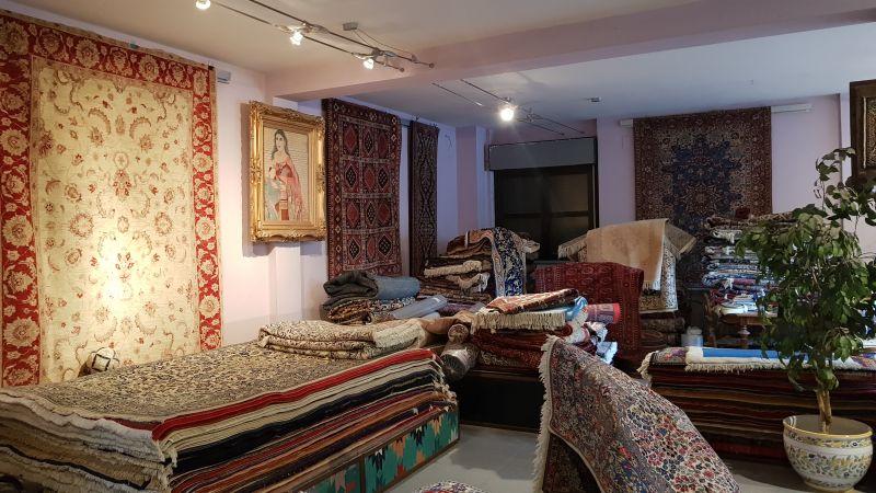 MONDO D'ARTE offerta vendita tappeti persiani Corciano - promozione di tappeti Corciano
