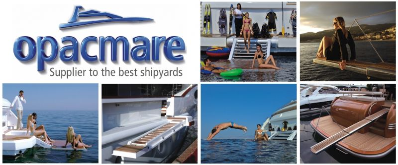 Offer nautical yacht parts made in Italy- Special deal stainless steel and aluminium accessory