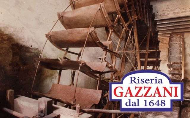 Riseria Gazzani - Carnaroli rice and Vialone Nano artisanal production PRODUCED IN ITALY