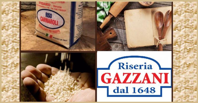 Riseria Gazzani - Promozione vendita riso vialone nano e carnaroli di alta quailità made Italy