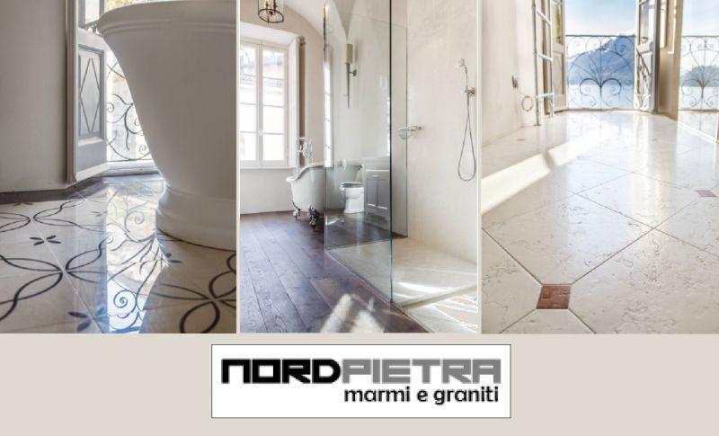 Offerta personalizzazione ambienti interni - Promozione lavori indoor con pietra e marmi Como