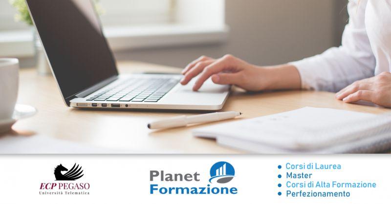 PLANET FORMAZIONE - offerta iscrizione corsi universita telematica pegaso contursi salerno
