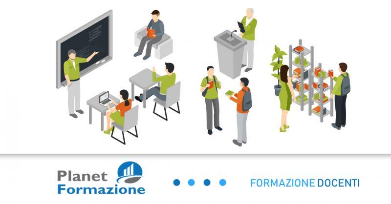 PLANET FORMAZIONE - offerta corsi formazione docenti contursi salerno