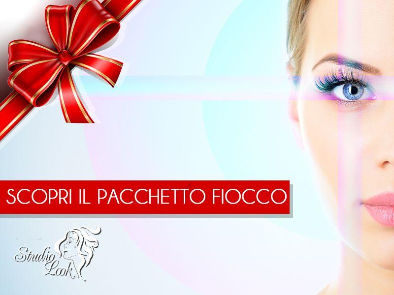 Offerta Trattamenti Viso Torino a Natale - Promozione trattamenti massaggi -  Studio Look