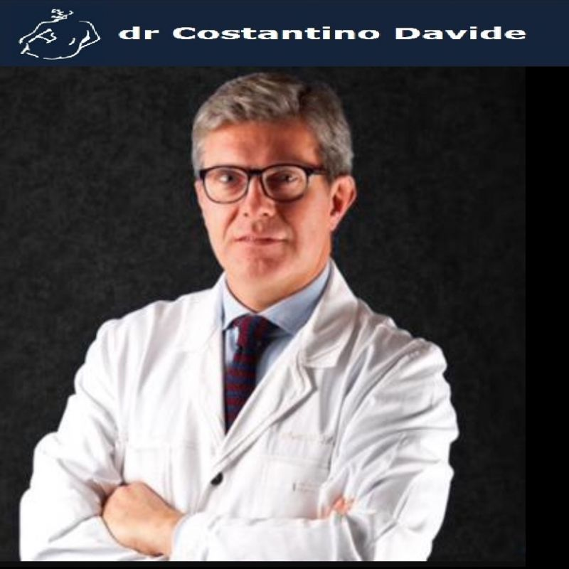 Dr. Costantino Davide Specialist in Plastic Surgery - Offering Reconstructive Aesthetic Surgery