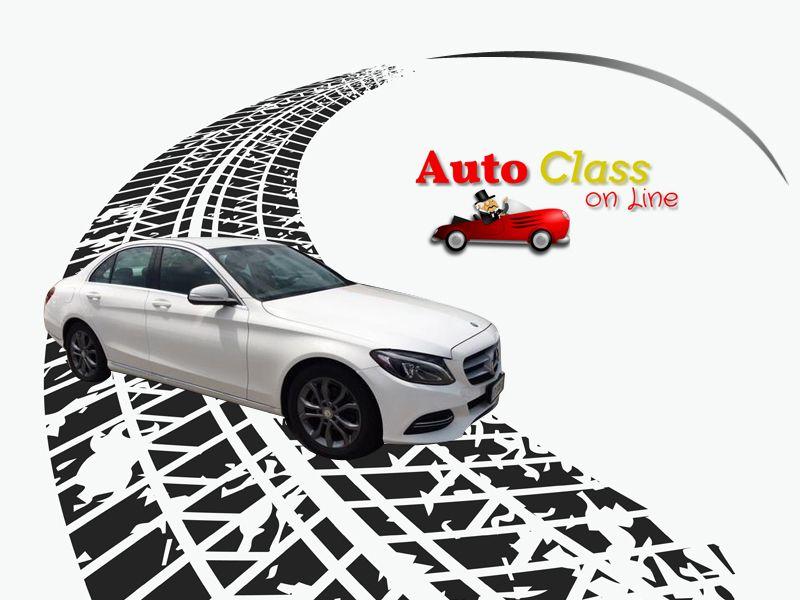 Offerta vendita auto usata  Mercedes-Benz C 200 d BT Sport a Salerno - Auto Class