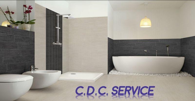 C.D.C. SERVICE offerta vendita sanitari - occasione fornitura vasche box e piatti doccia Verona