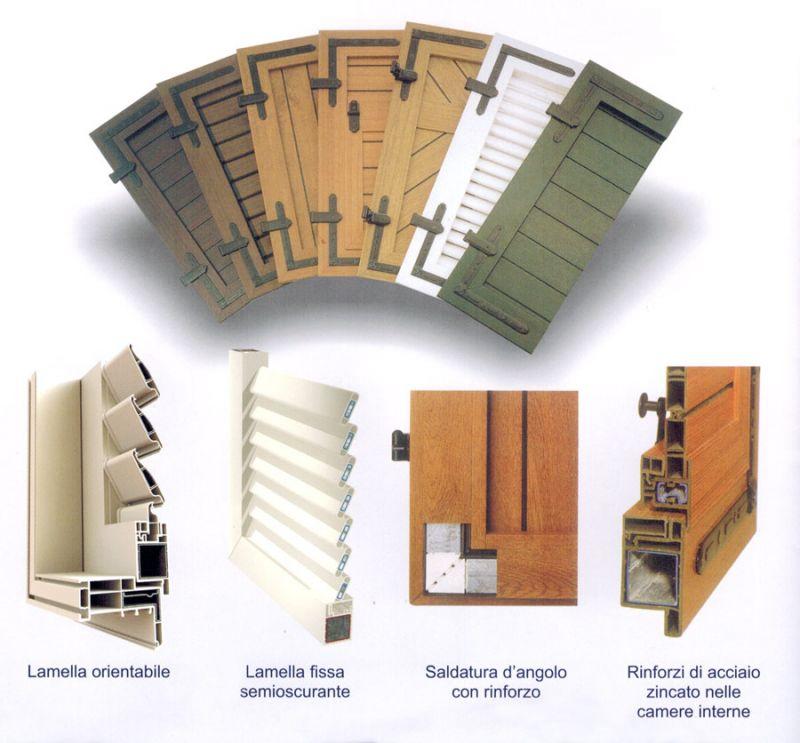 FERPLASTIK offerta finestre e persiane in PVC Umbria