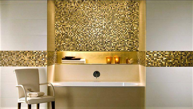 offerta realizzazione bagni pavimenti in mosaico - occasione posa rivestimenti in mosaico