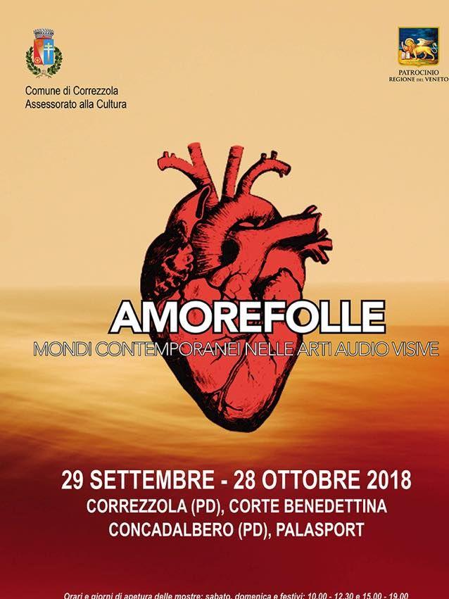 mostra vicino a Padova - evento correzzola