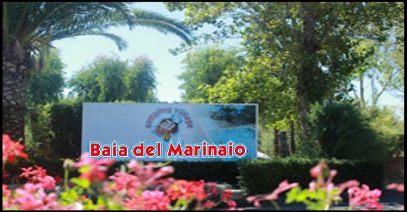 CAMPING VILLAGE BAIA DEL MARINAIO promozione pernottamento in campeggio in Toscana