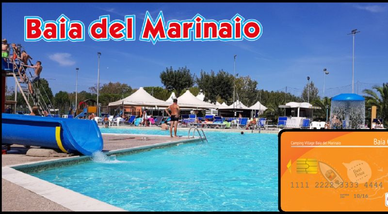 CAMPING BAIA DEL MARINAIO - Angebote für Übernachtungen auf dem Campingplatz in der Toskana