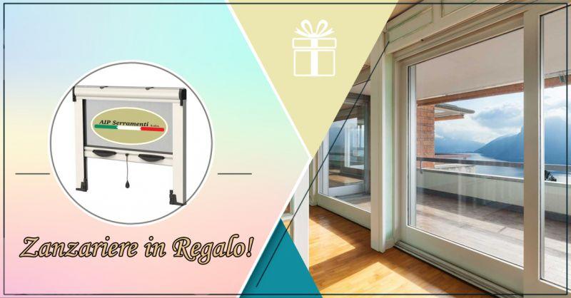 Offerta vendita serramenti per abitazione prezzi convenienti a Salerno - Aip Serramenti