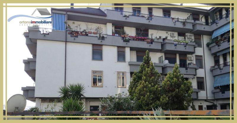 ORTONAIMMOBILIARE - Offerta vendita in elegante fabbricato mini appartamento piano terra Ortona