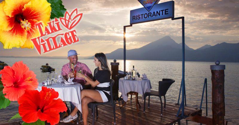 TAKI VILLAGE - Offerta Weekand romantico Lago di Garda - Occasione Cena Romantica Garda