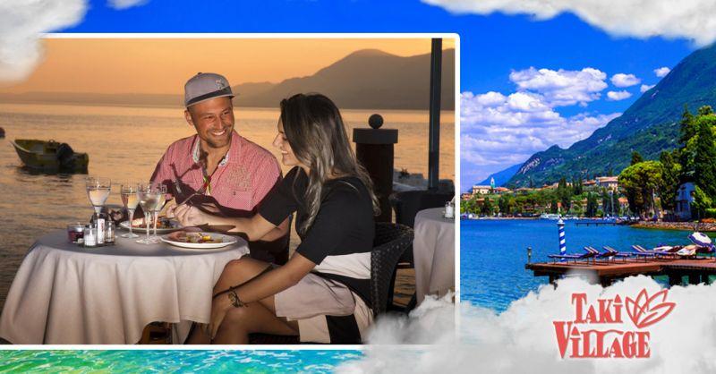 Offerta  Ristorante panoramico per gourmet Lago di Garda
