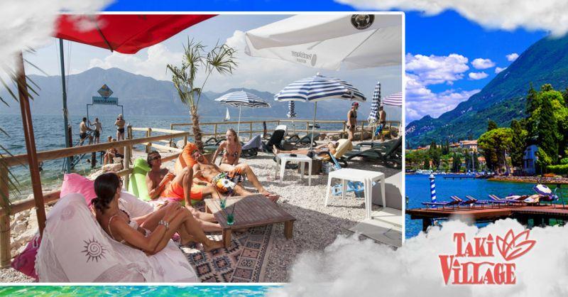 Offerta Hotel con spiaggia privata Lago di Garda - Occasione Hotel pontile privato Garda