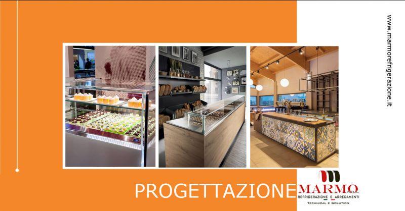 Offerta arredamenti su misura per locali Salerno - promozione arredamento negozi alimentari