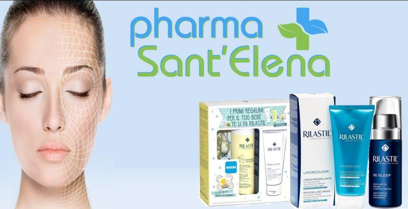 promozione rilastil farmacia online - offerta crema anti smagliature snellente corpo viso makup
