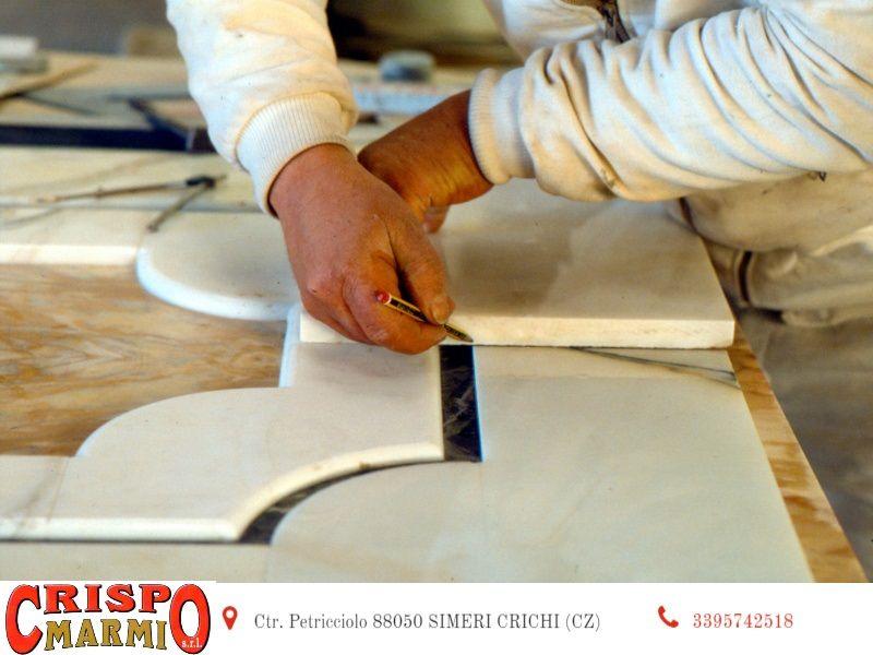 offerta marmi graniti pregiati Catanzaro - promozione marmo made in italy  crispo marmi