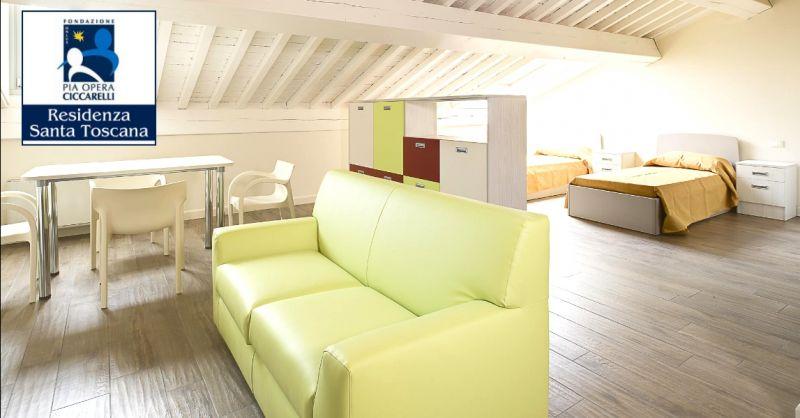 RESIDENZA SANTA TOSCANA offerta abitazioni collaborative per famiglie con minori Verona