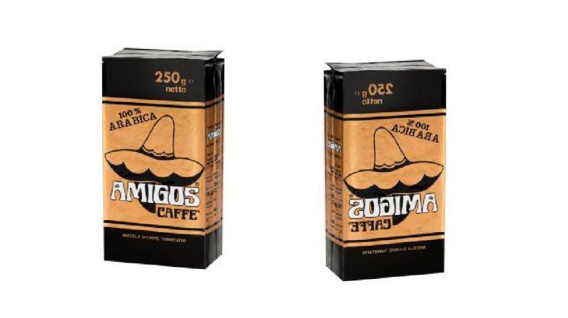 Amigos Caffè offerta produzione vendita caffè italiano 100% arabica macinato