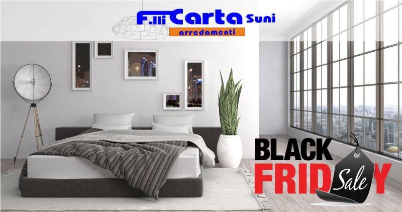FRATELLI CARTA SUNI Black Friday arredamento - offerte sconti mobili complementi d'arredo